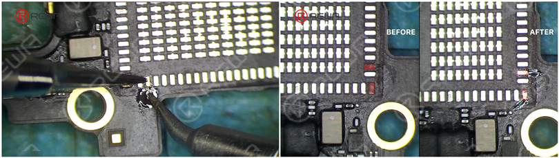 Innovative Way to Repair Motherboard Missing Pads - REFOX Soldering Lug